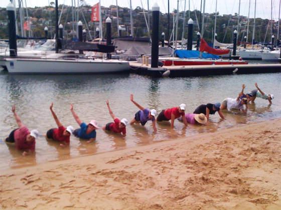 Coastrek training