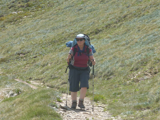 Freda Du Faur Kosi Climb