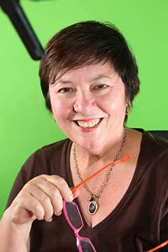 small version of promotional photo of Julie McCrossin